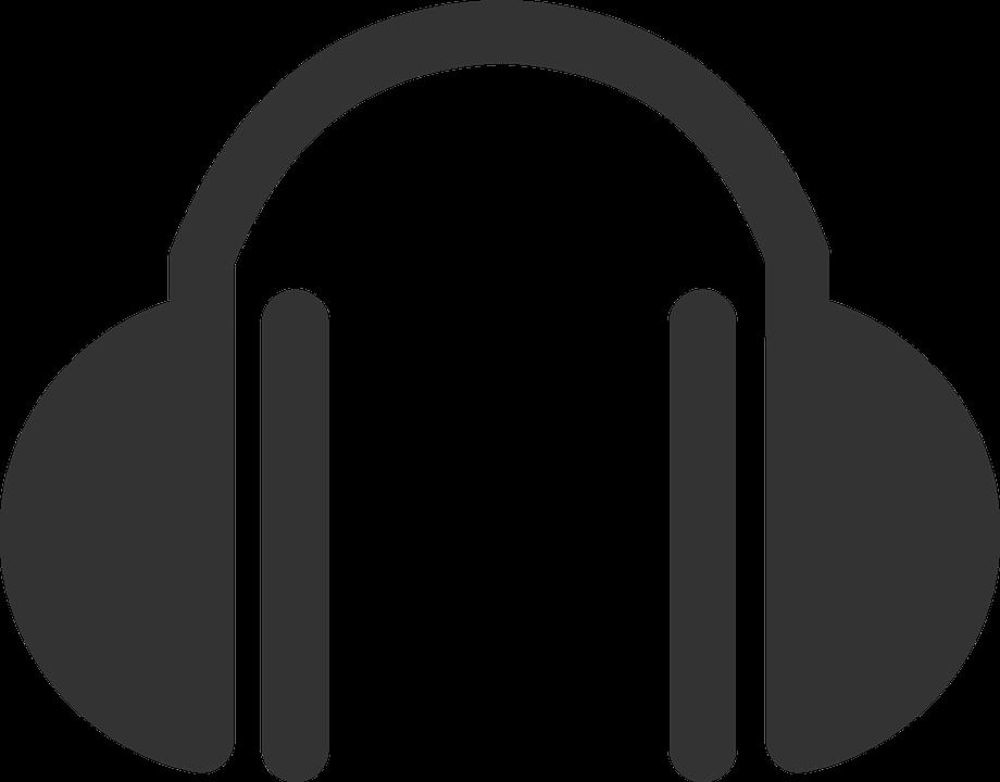 headphones earphones audio  u00b7 free vector graphic on pixabay  guitar vectors