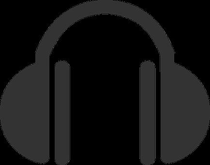 Headphones, Earphones, Audio, Sound
