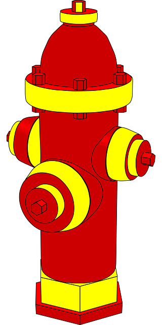 hydrant fire emergency 183 free vector graphic on pixabay