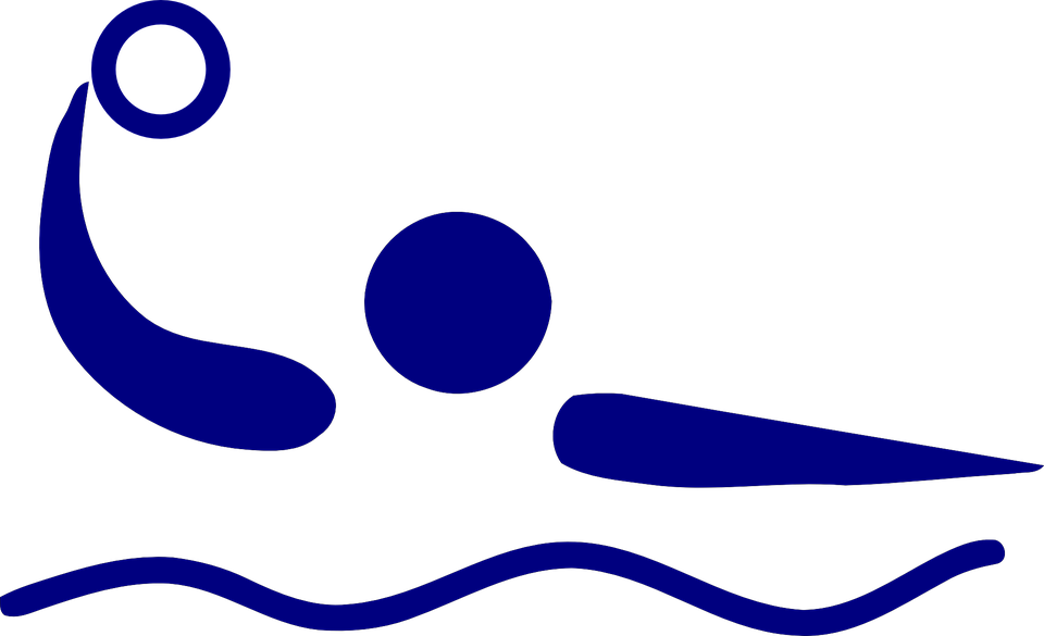 Water, Polo, Sport, Ball, Athlete