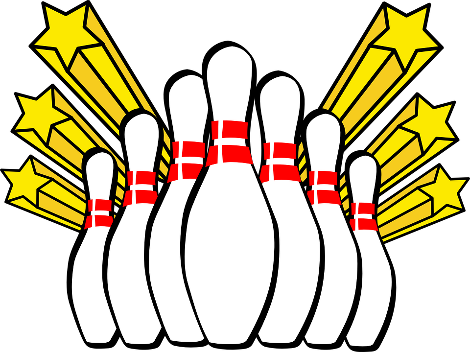 Bowling, Ten Pin, Strike, Spare, Sport, Game, Tenpin