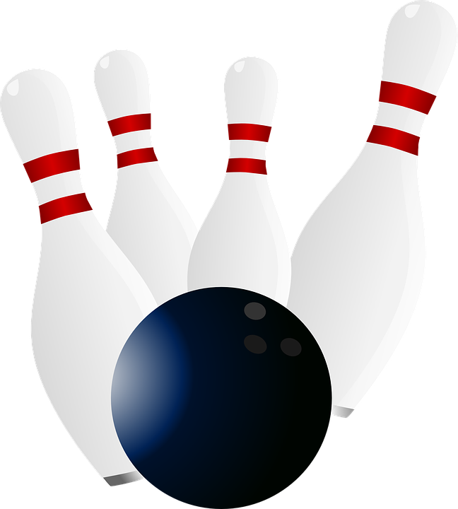 Image vectorielle gratuite bowling quilles gr ve boule for Decoration quille de bowling