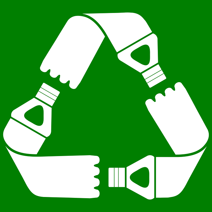 Recycle Bottle Plastic · Free vector graphic on Pixabay
