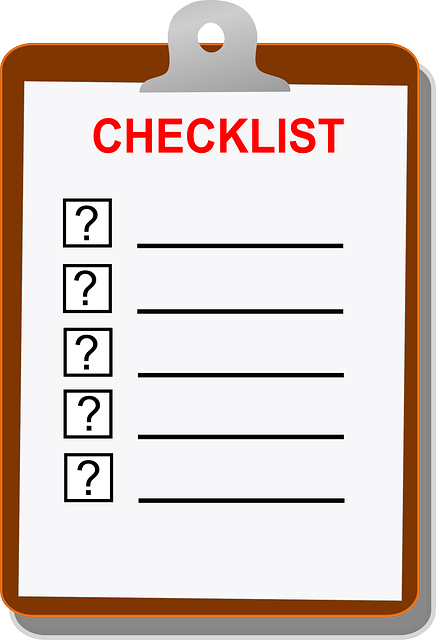 checklist clip board blank to  u00b7 free vector graphic on pixabay