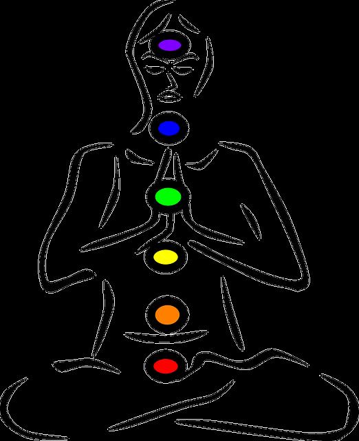 Image vectorielle gratuite: Chakras, Méditation, Spirituel ...