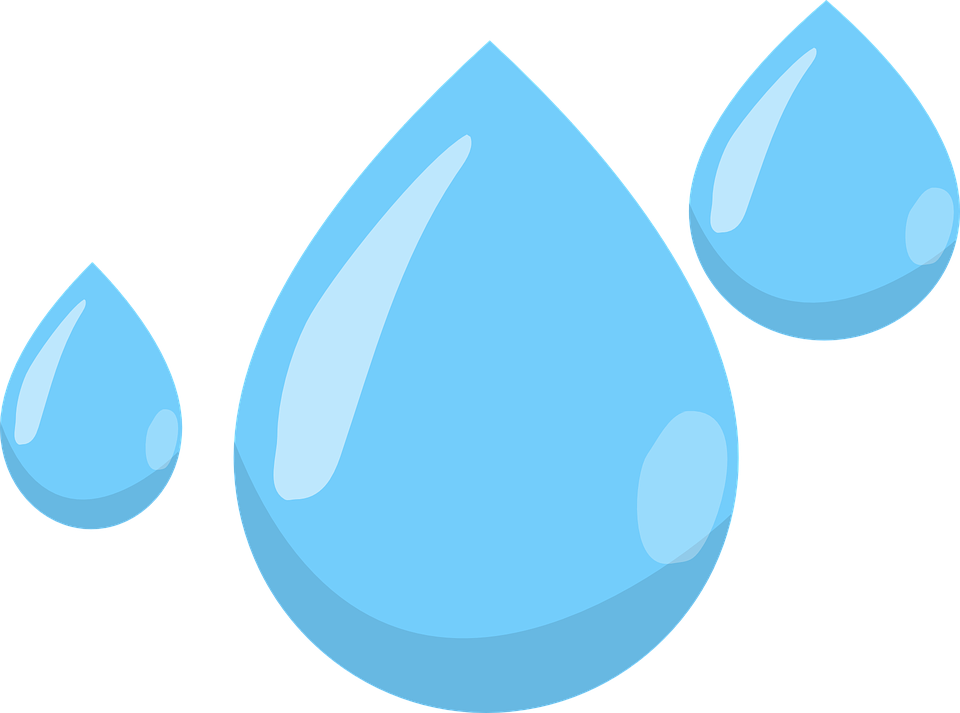 raindrops water nature free vector graphic on pixabay rh pixabay com free vector raindrop raindrop vector graphics