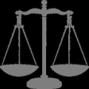 スケール, 正義, バランス, 法, 裁判官, 裁判所, 法的, 測定