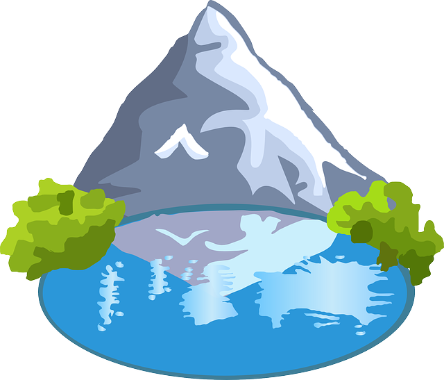 Free vector graphic: Mountain, Lake, Trees - Free Image on ...