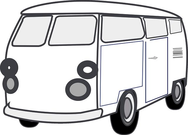 Van Car Transport · Free Vector Graphic On Pixabay