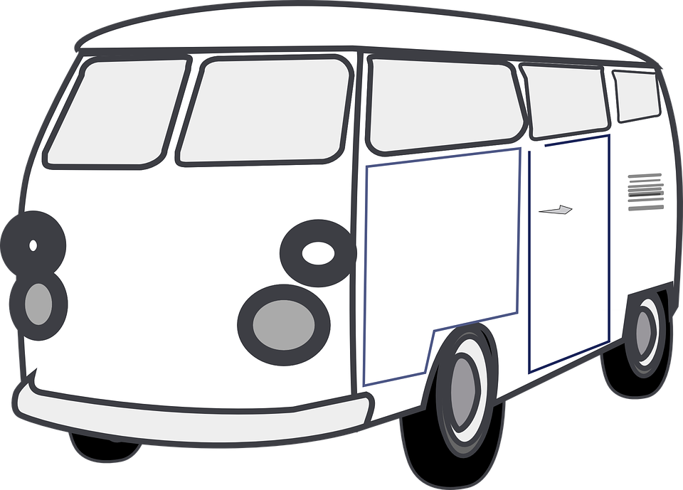 clipart pictures of vans - photo #22