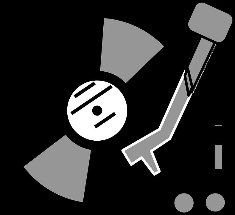 Phonograph Record Vinyl Free Vector Graphic On Pixabay