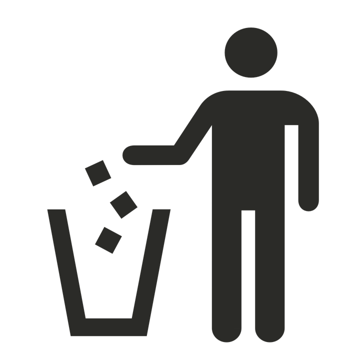 trash environment garbage 183 free vector graphic on pixabay