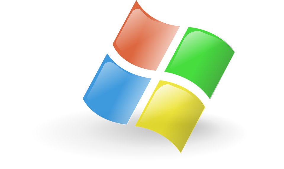 windows logo 183 free vector graphic on pixabay