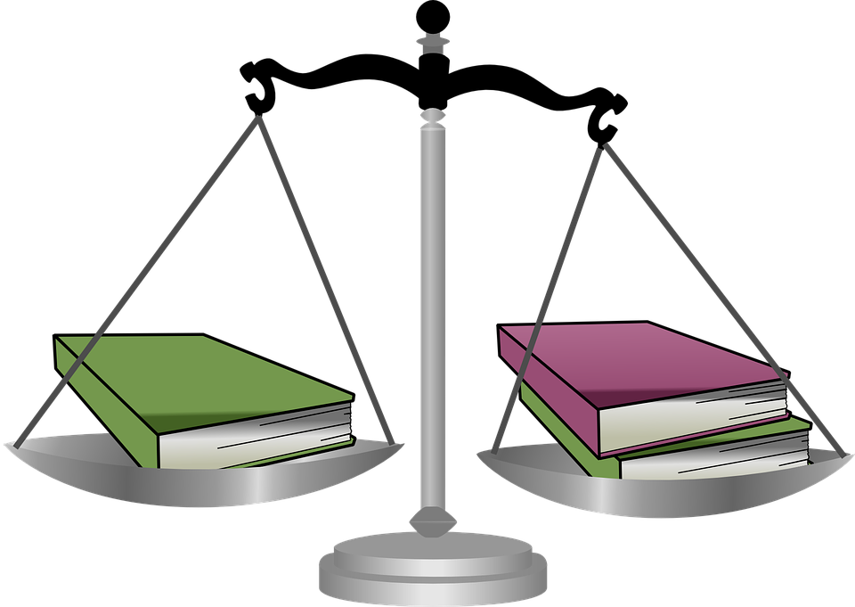 scale weigh judge free vector graphic on pixabay