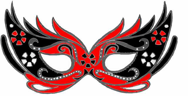 Карнавальные маски своими руками шаблон