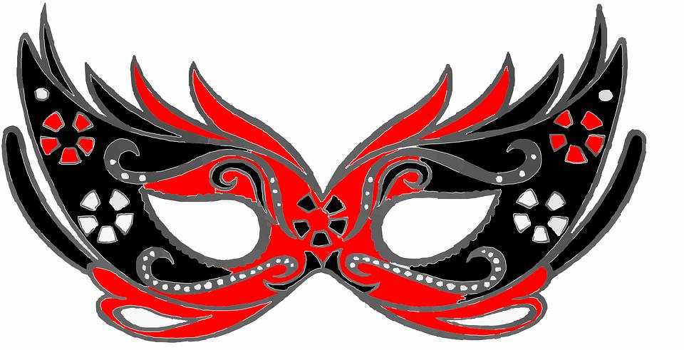 Карнавальная маска своими руками мальчику