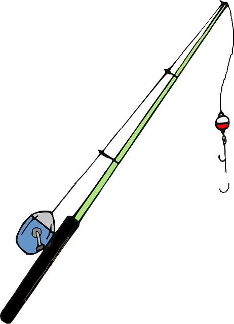 Free vector graphic: Fishing Rod, Hook, Pole, Sport - Free ...