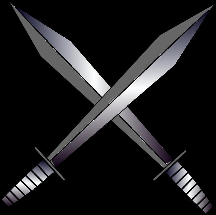Pedang Viking Menyeberangi Gambar Vektor Gratis Di Pixabay