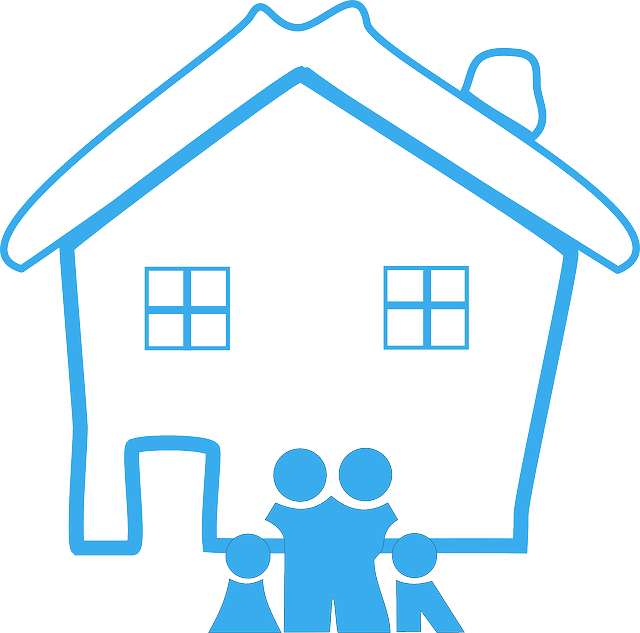 Home Family House · Free vector graphic on Pixabay House Graphic Png