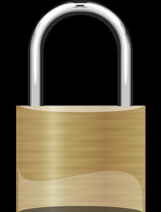 Image vectorielle gratuite cadenas verrouillage m tal - Porte cle photo plastique transparent ...