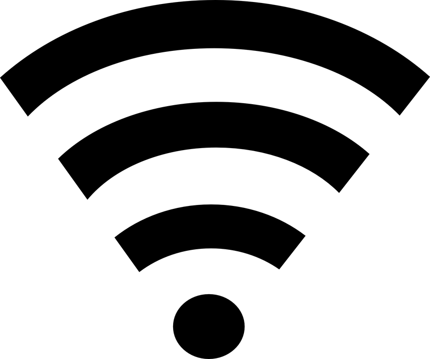 Wireless Signals Internet 183 Free Vector Graphic On Pixabay