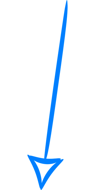 blue-arrow-pointing-down