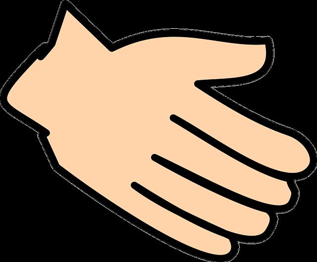 มือ นิ้วมือ ข้อมือ