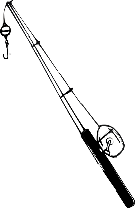 Free vector graphic: Fishing Rod, Rod, Fishing - Free ...