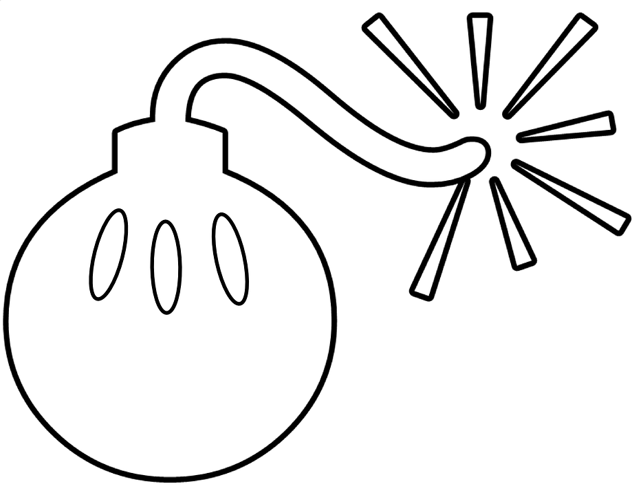 Mario Brothers Coloring Pages Symbols