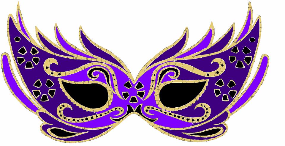 Maske Karneval Maskerade Kostenlose Vektorgrafik Auf Pixabay