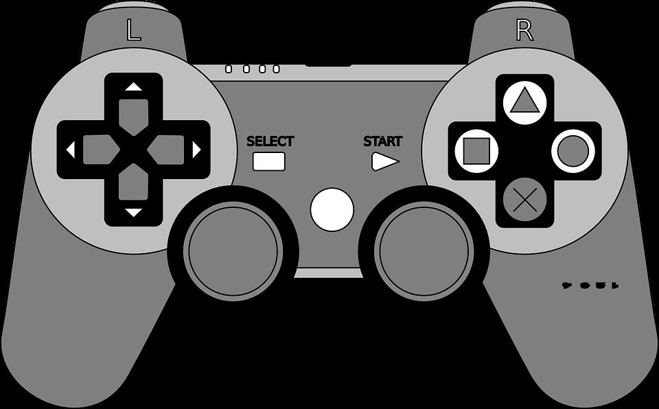 Kostenlose Vektorgrafik: Joystick, Playstation, Konsole - Kostenloses Bild auf Pixabay - 310922