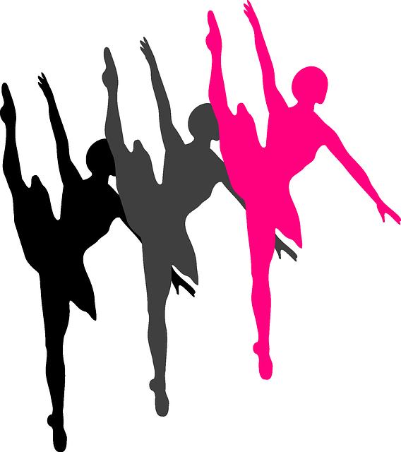 Ballet Bailarina Danza · Gráficos vectoriales gratis en ...