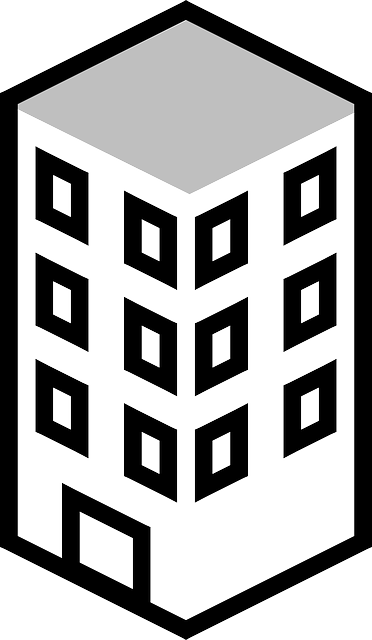 Building Multistoreyed · Free vector graphic on Pixabay