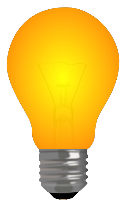 Light Bulb Filament Free Vector Graphic On Pixabay