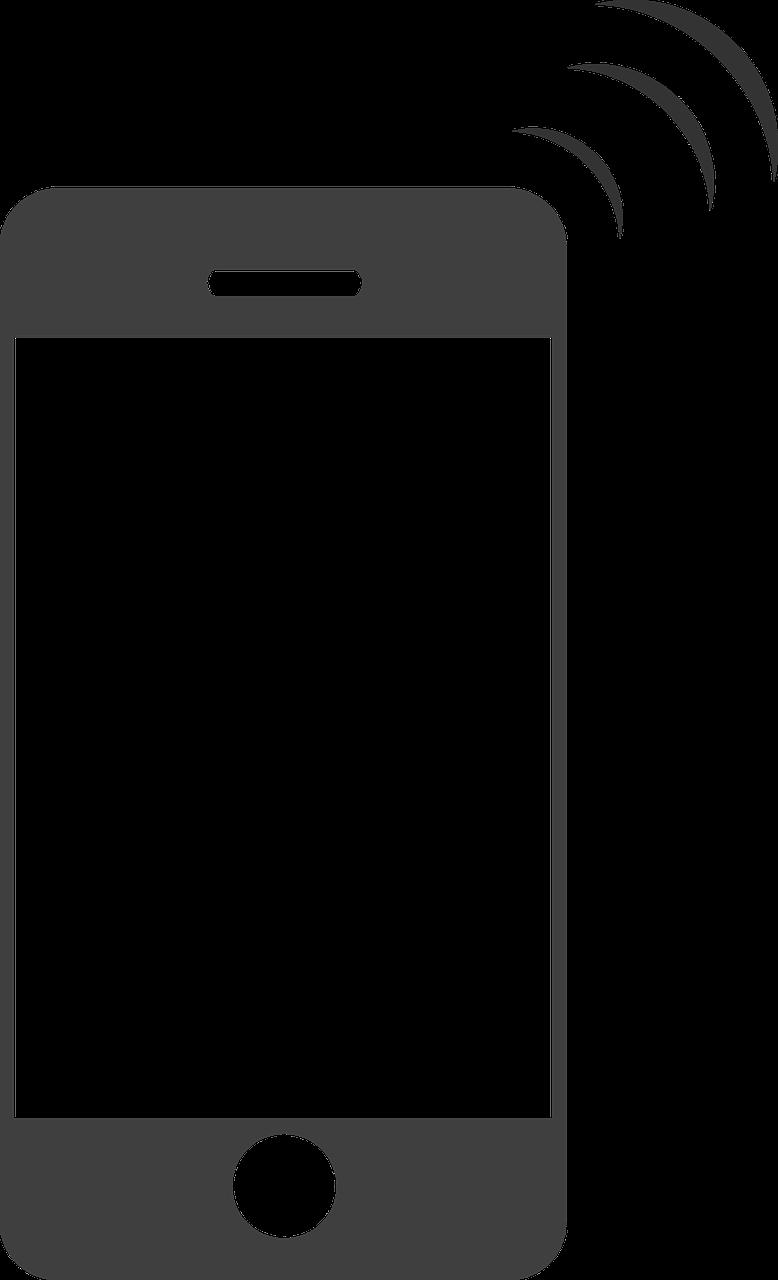 Открытка в виде телефона шаблон, открытки