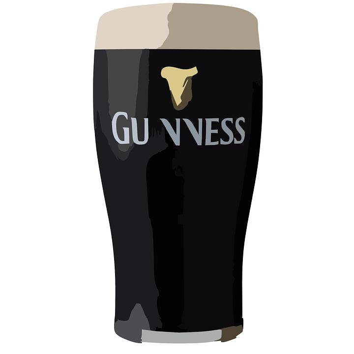 Guinness Bär Schwarz · Kostenlose Vektorgrafik auf Pixabay