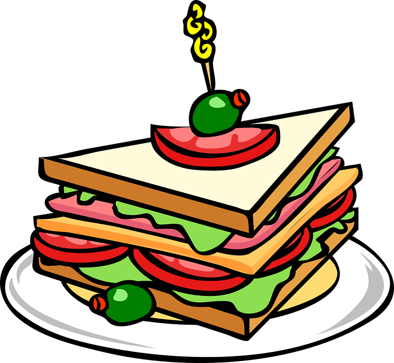 Sandwich, Brot, Lebensmittel, Tomate, Frisch, Ernährung