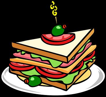 Sandwich, Bread, Food, Tomato, Fresh