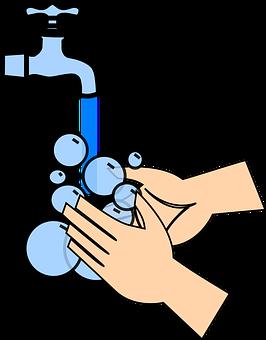 Hands, Washing, Hygiene, Wash