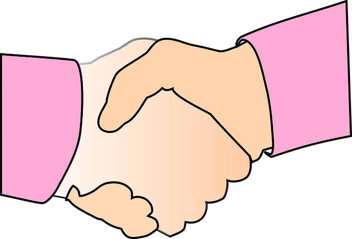 Полевской герб, картинки рукопожатия для детей