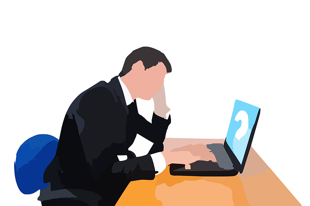 Free vector graphic: Man, Working, What-To-Do - Free Image ...