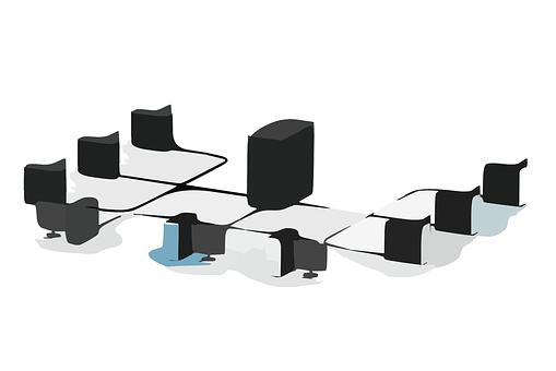 サーバー, ネットワーク, ローカル, ワイヤード 有線, ファイルサーバ
