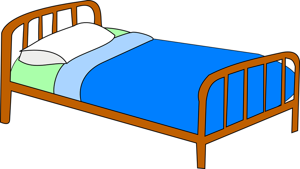 kostenlose vektorgrafik bett krankenhaus medizinische. Black Bedroom Furniture Sets. Home Design Ideas