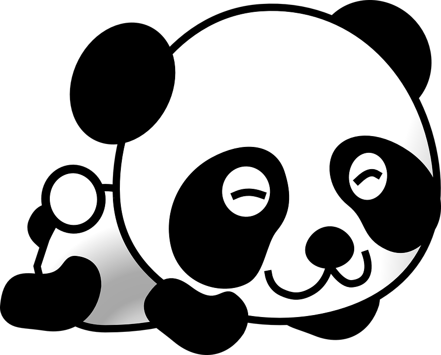 Panda Giant Bear · Free Vector Graphic On Pixabay