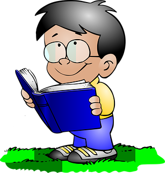 Garçon, Livre, Reding, Enfant, L'École