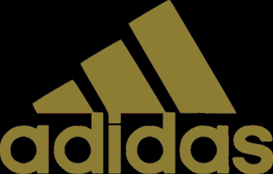 adidas logo blanco png