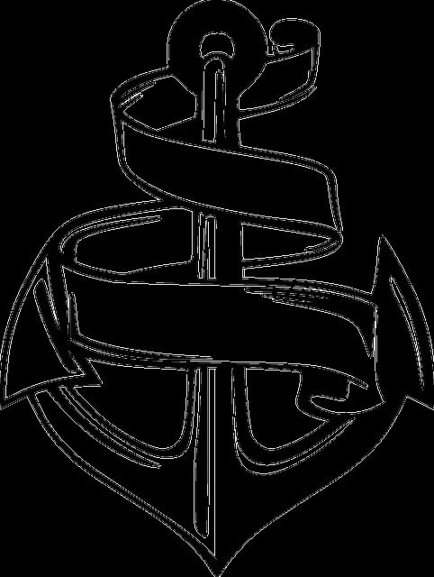 Gambar Vektor Gratis Jangkar Bahari Simbol Lambang Pixabay 311451