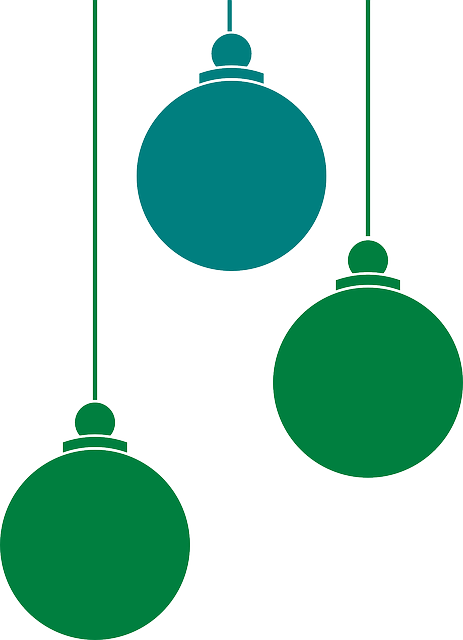 Free vector graphic balls hanging ornaments free image on pixabay 311430 - Hanging christmas ornaments ...