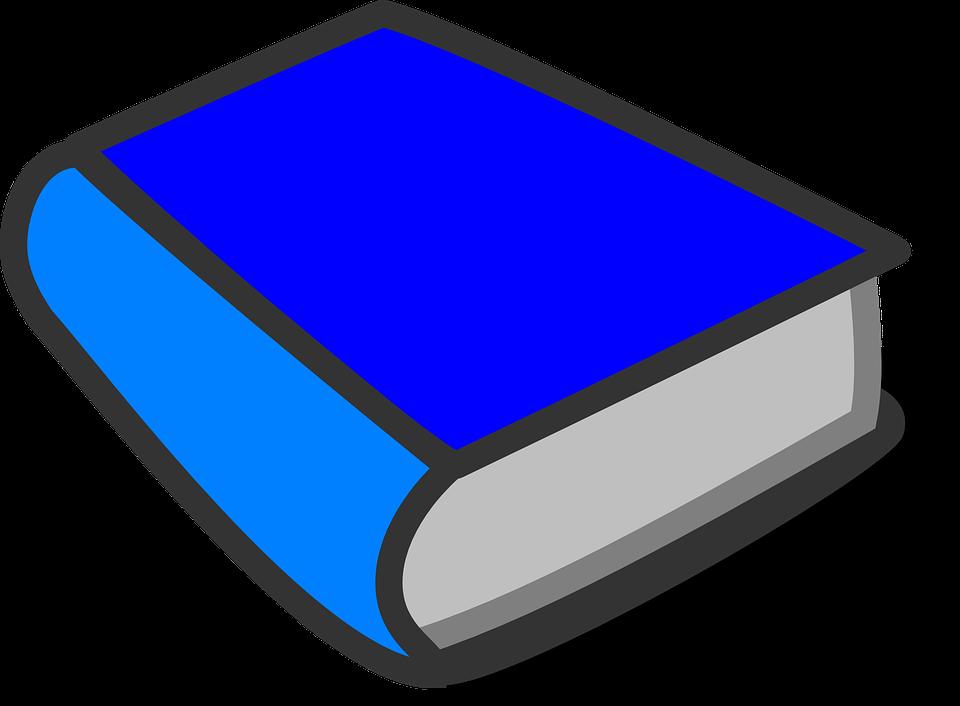 Livre Bleu Vif Images Vectorielles Gratuites Sur Pixabay