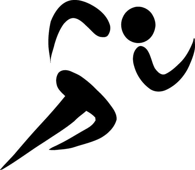 symbol laufen